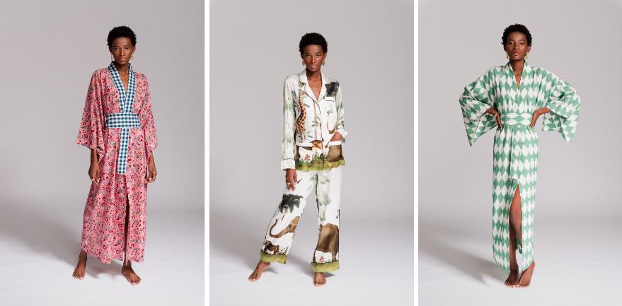Kleed Kimonos